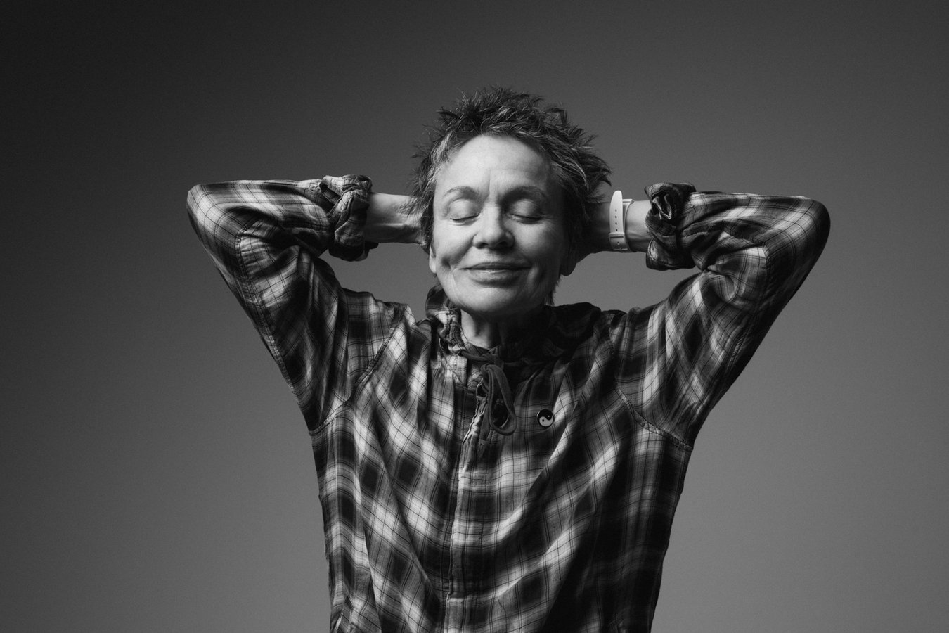 Laurie Anderson Announcement