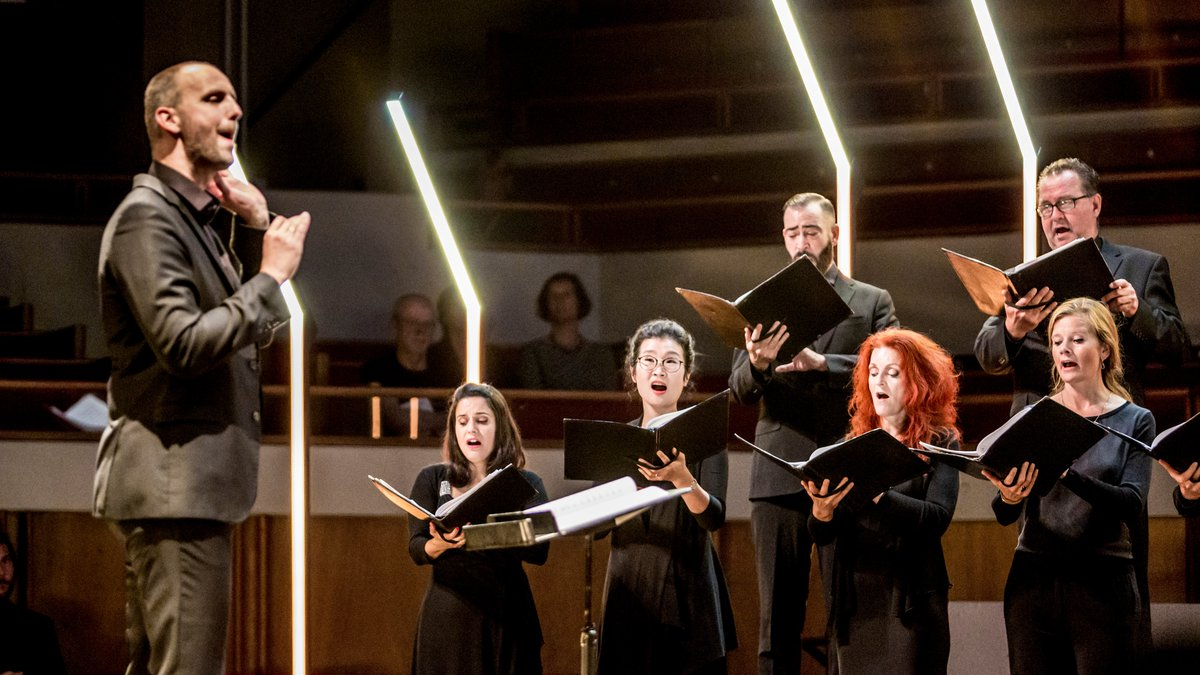Netherlands Chamber Choir Programme 2 image © Foppe Schut, New Zealand Festival of the Arts 2020